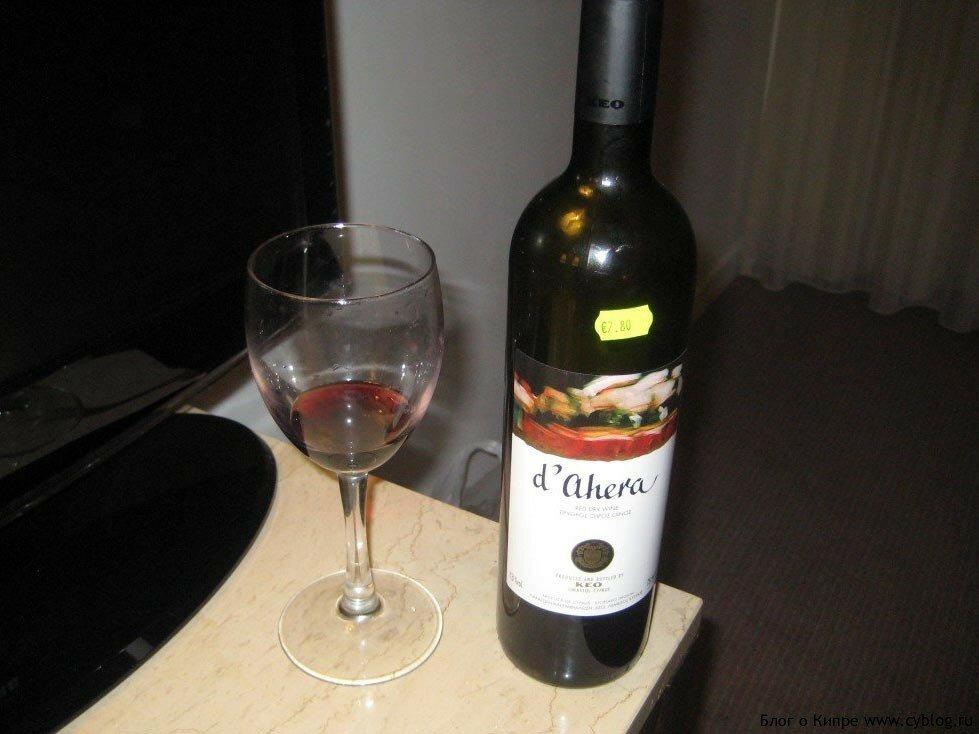 Какое Вино Купить К Девушке На Кипре